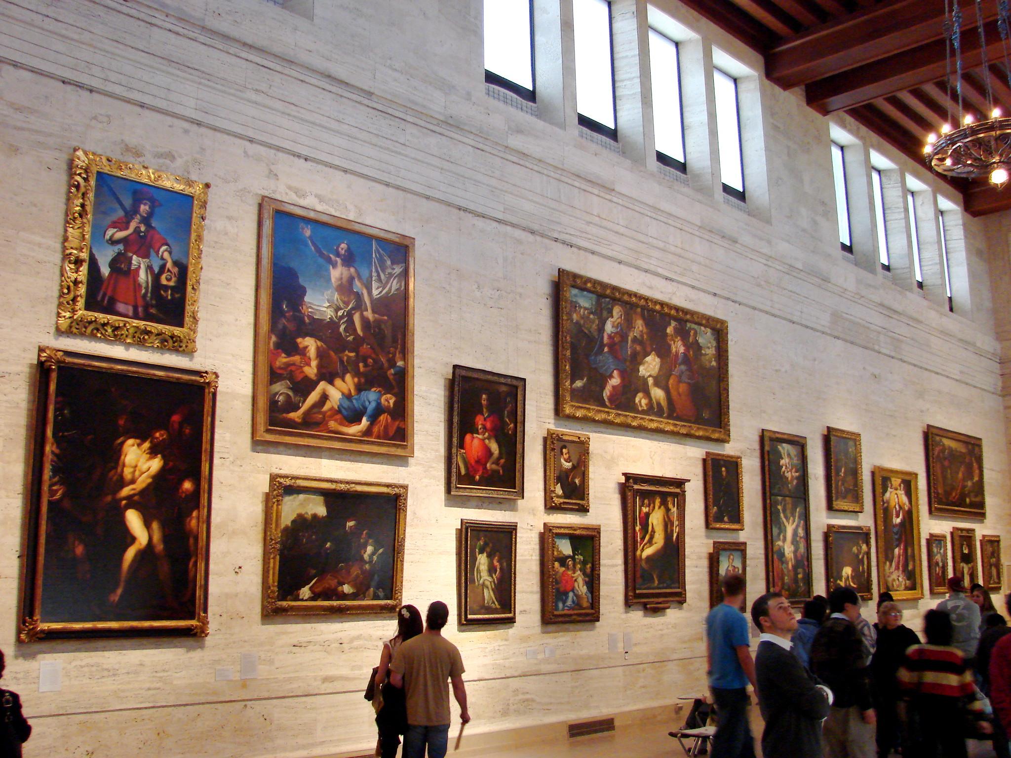 2008-03-22 03-23 Boston 093 Museum of Fine Arts