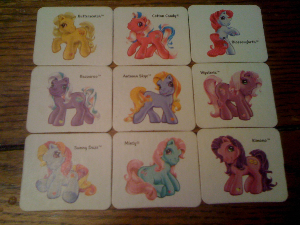 My Little Ponies Aka Stripper Names We Have This Theory Flickr