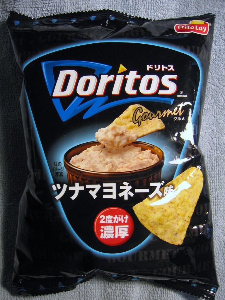 Tuna Mayonnaise Doritos | Tuna mayonnaise flavor Doritos fro… | Flickr