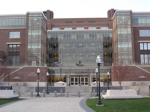 Coffman Memorial Building