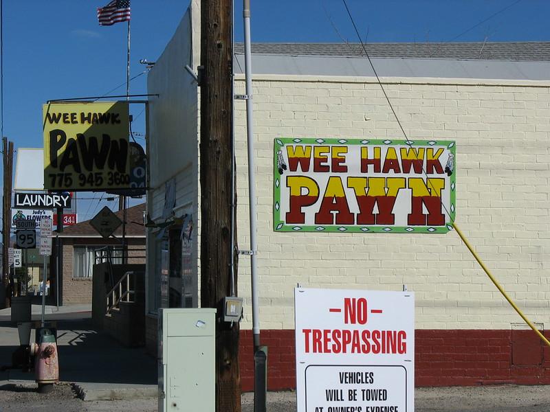 Wee Hawk Pawn