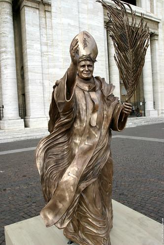 IT07 2925 Pope John Paul II,  Basilica di Santa Maria degli Angeli, Assisi | by Templar1307