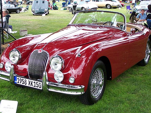 1958 XK 150