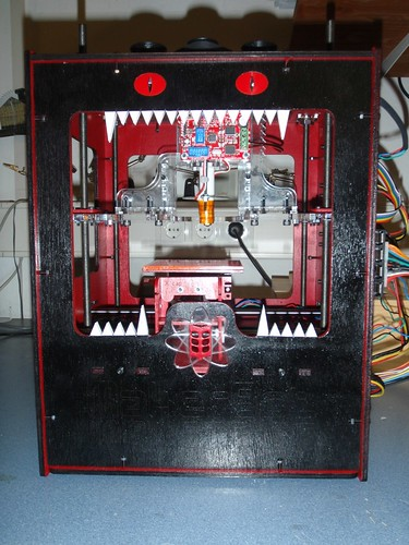 Kali the Makerbot | by kintel