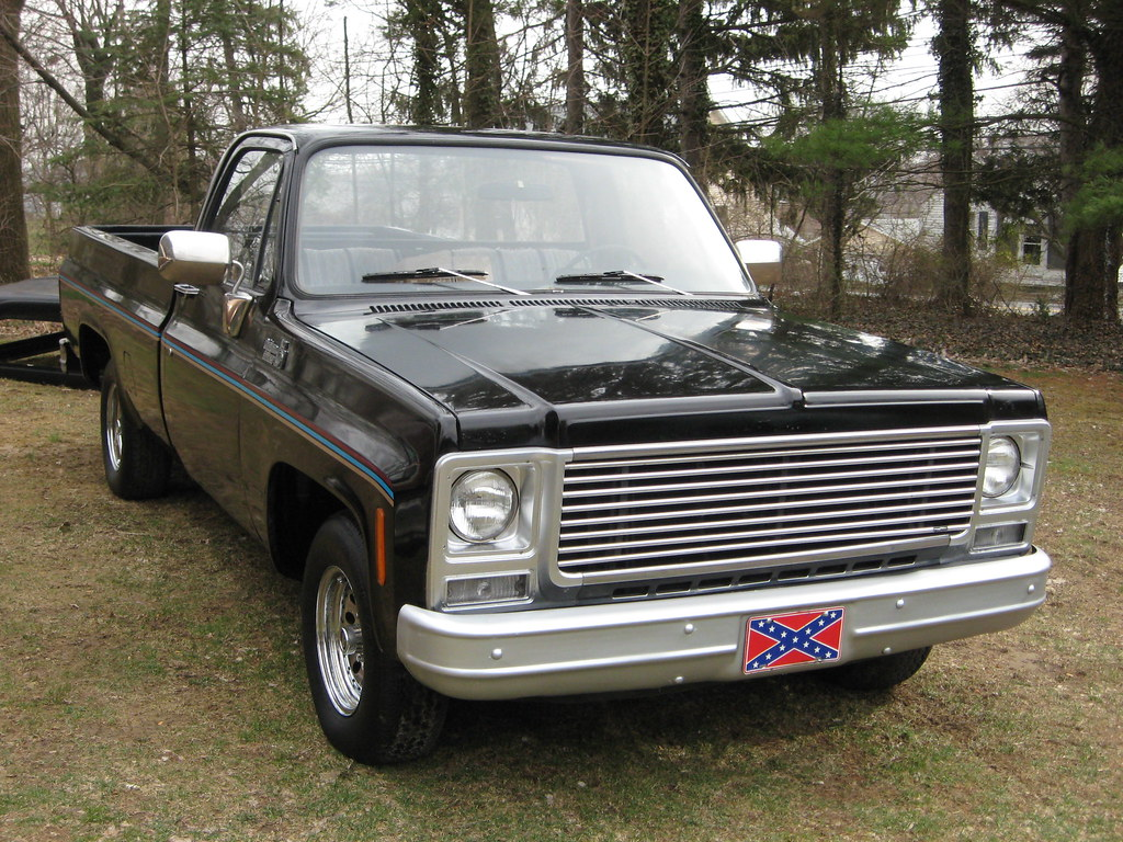 79 Chevy Truck >> Solid 79 Chevy C10 Truck Here Is A Super Solid 1979 Chevy Flickr