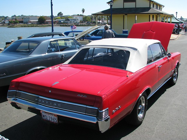 1965 Pontiac GTO Convertible (Custom) 'MSL1965' 3
