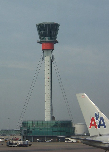 Heathrow (EGLL) Tower