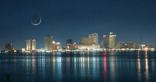 new city light moon night star orleans glow shine crescent explore kansas nightlife toto starry shimmer earthandspace Astrometrydotnet:status=solved msh0509 competition:astrophoto=2009 astro:subject=moon Astrometrydotnet:version=11264 Astrometrydotnet:id=alpha20090419082343 msh050917 msh011020 msh0110