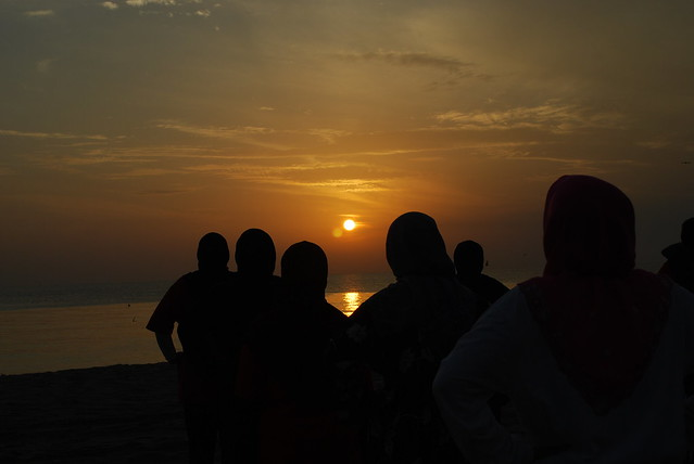 Silhouette@BatuBurok