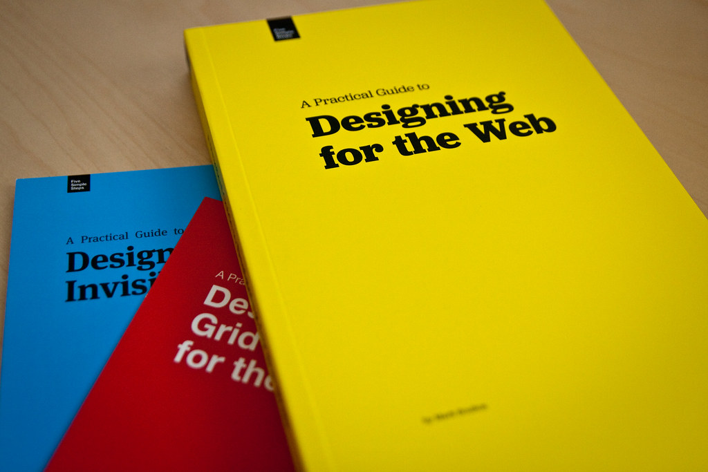 A Practical Guide To Designing For The Web Mark Boulton Re Flickr