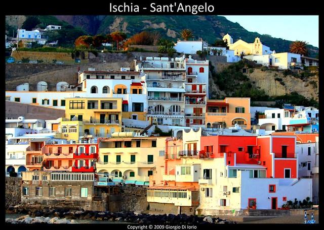 Ischia - Sant' Angelo