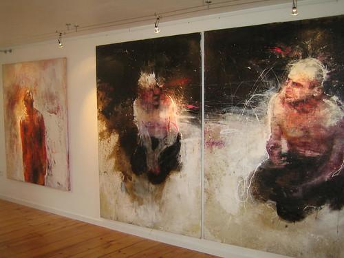 Exposition Christophe Hohler   by galerierempart