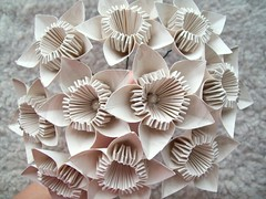 Paper bouquet, take 3.2 | by golden_lily