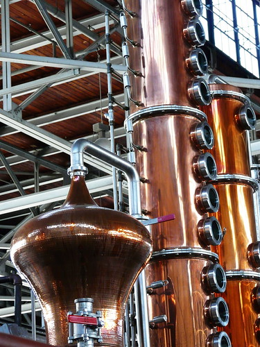 Distillation Equipment | by }{enry