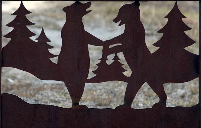 Typical Alaskan Art