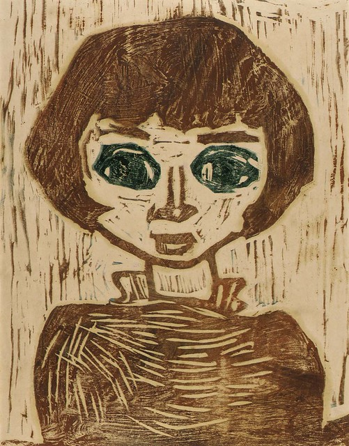 Refugee Child, ca. 1935-1939