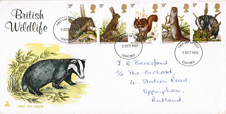 5-Oct-1977 UK First Day Cover