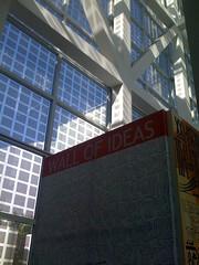 AAM2010,Wall of Ideas