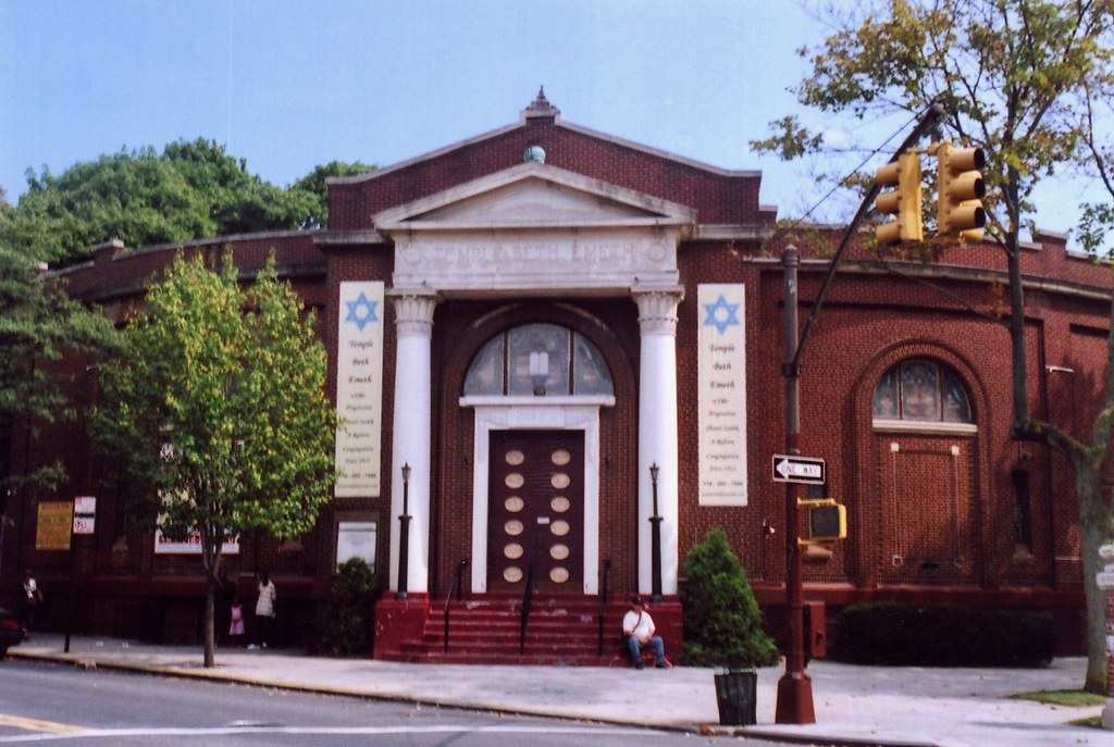 Temple Beth Emeth, Prospect Park South, Flatbush, Brooklyn… | Flickr