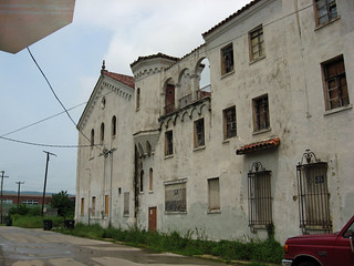 Old YMCA on Mitchell Avenue, Chattanooga 9 | by Larry Miller