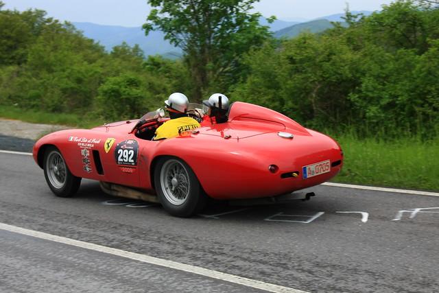 Ferrari 500 Mondial Mille Miglia :: rumoto images 2699