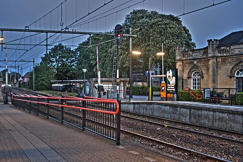 Valkenburg Station   by Peter Köves