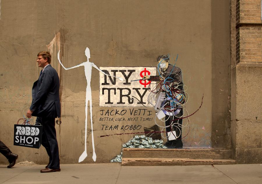 Turf Wars - NY$ Try