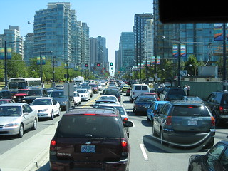 Traffic in Vancouver | by mark.woodbury