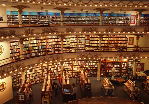 Librería El Ateneo. Buenos Aires | by Josefina Marsano