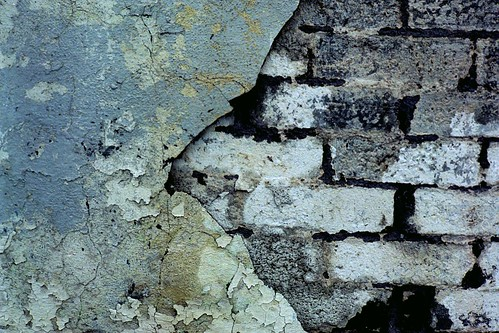 Plaster and bricks | by David McNeary