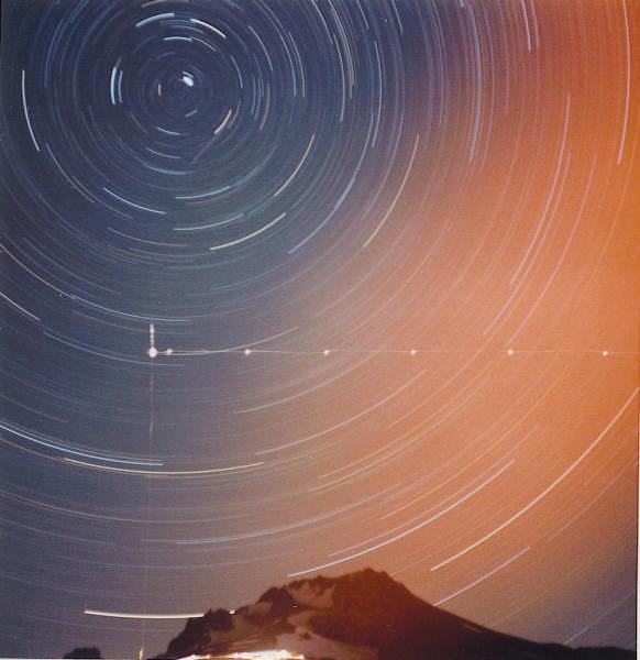 Mt. Hood / Meteor / Airliner