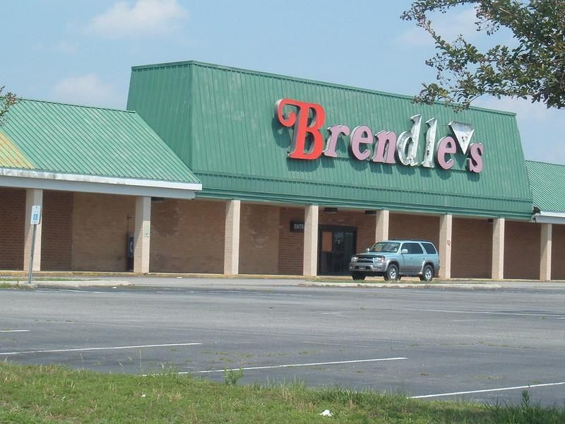 Brendle(diamond)s (Closed since 1996? Roanoke Rapids, NC)