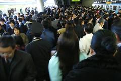 Morning Rush in TOKYO JAPAN | by take4_67