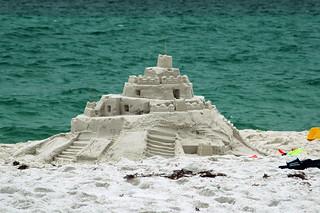 Sand castle | by amerune