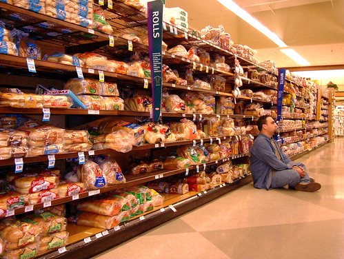 chillin' in the bread aisle | by dogwelder