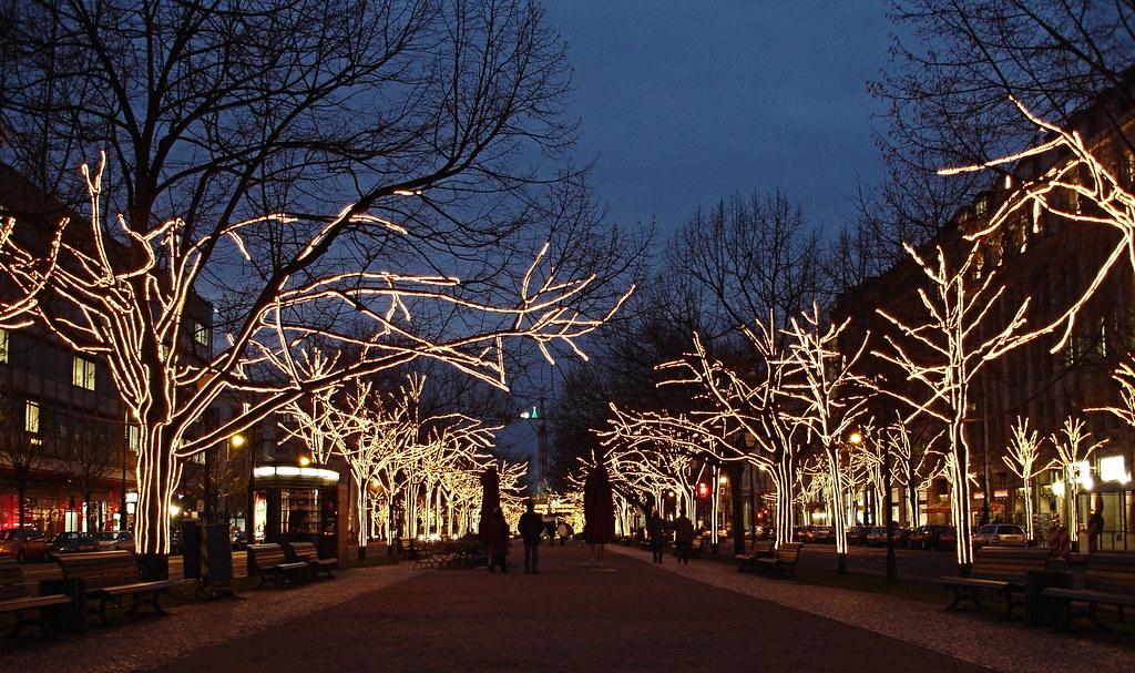 Unter Den Linden Weihnachtsbeleuchtung.Unter Den Linden Weihnachtsbeleuchtung Xmas Lights Berlin Flickr