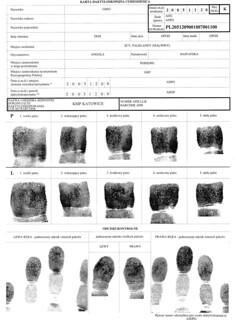 My Fingerprints | by Kacper (tow.zwierz)