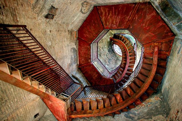 stairs in verona