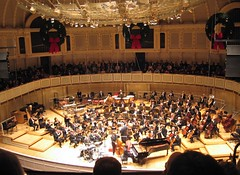 Chicago Symphony Orchestra, featuring the Marcus Roberts Trio | by jordanfischer