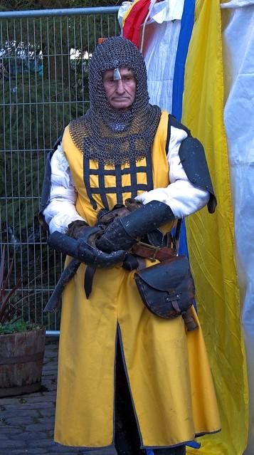 A Knight in Armor