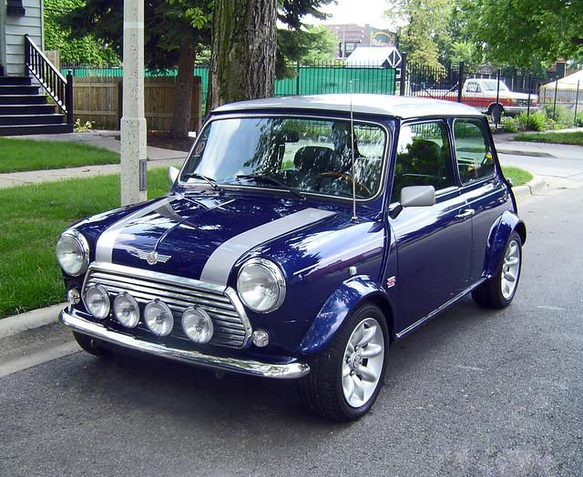 1996 Rover Mini Cooper