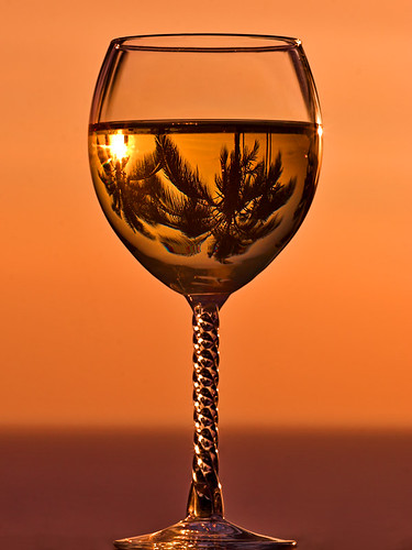 sunset sky wow hawaii interestingness bravo quality peach wineglass newlens coconutpalms 12429b alaalvis frhwofavs