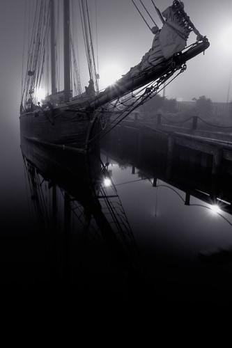 night john ma boat long exposure schooner tone ernestina maciel selenium newbedford johnmaciel johnmacielphotography