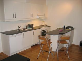 Kitchen in Oslo