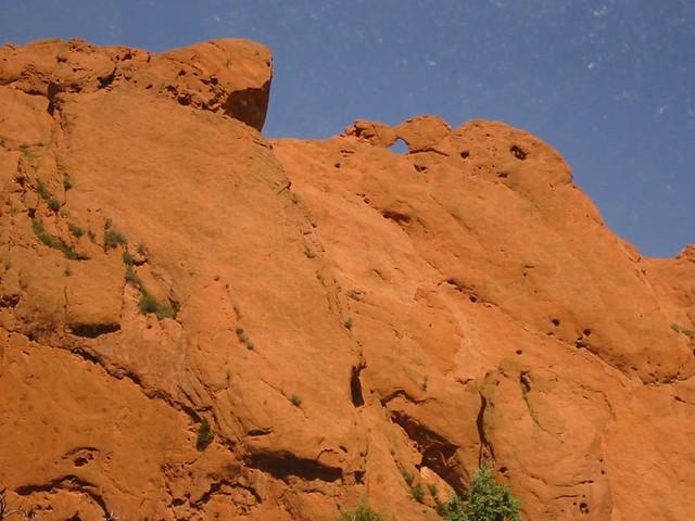 Kissing Camels Garden Of The Gods Colorado Springs Colo