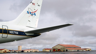 The tail of the NASA DC-8 | by EJRDLR