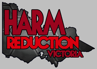 Harm reduction victoria logo | by IDPC