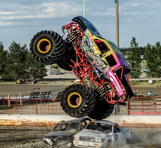 Monster Mayhem & Motorcross | by Alex Slaven Photography