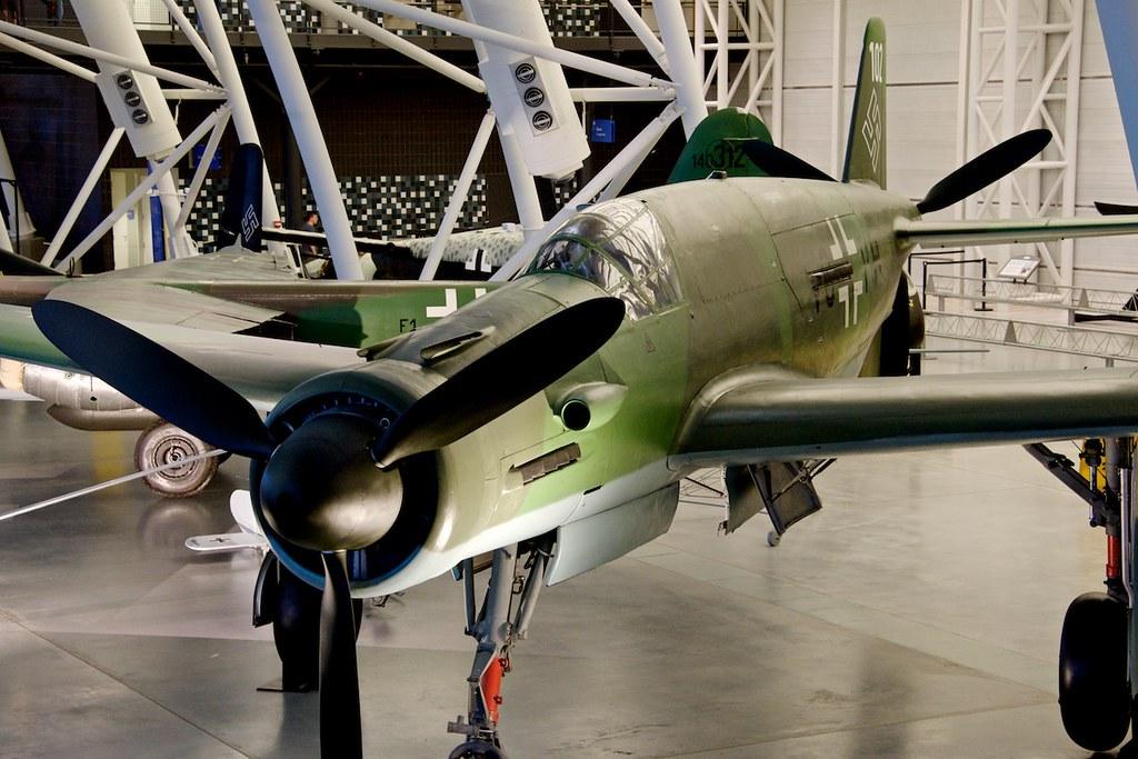 Dornier Do 335 A-0 Pfeil (Arrow)--One of the Most Advanced