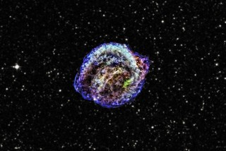 Famous Supernova Reveals Clues About Crucial Cosmic Distance Mar | by VesperDEM